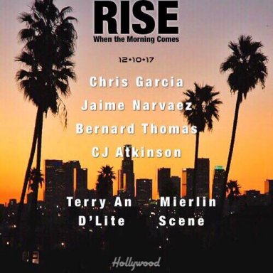 Live @ Rise - Josephs Cafe Hollywood CA